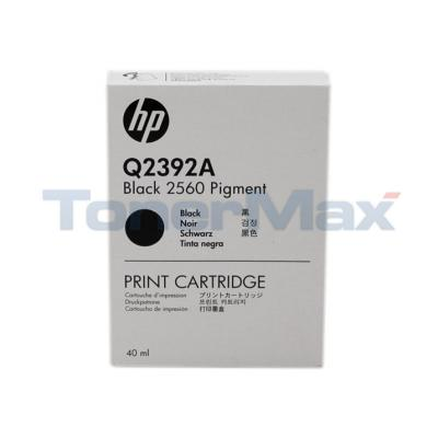 HP 2560 PRINT CARTRIDGE BLACK PIGMENT